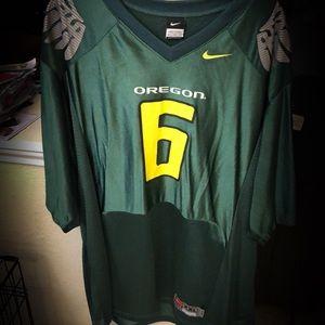 Oregon Ducks authentic Nike football jersey 51b1e5031